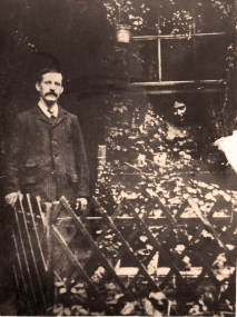 1900s Harry and Mary Ann sepia