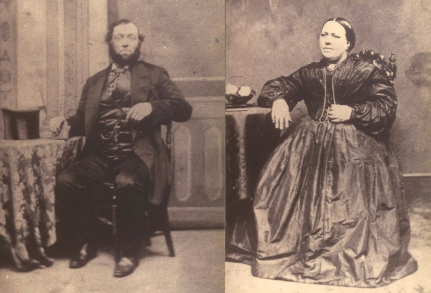 Benjamin and Margaret Jones