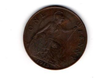 Joe's Mary Rose penny