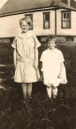 Chapter 16 - Florence, left, and Mary Cartwright, 1926