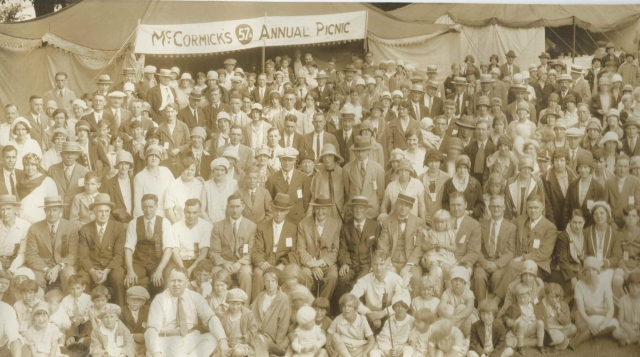 McCormick's picnic 1, circa 1929