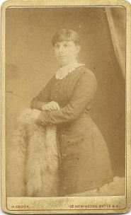 Chapter 7 - Martha Bedford, late 1880s
