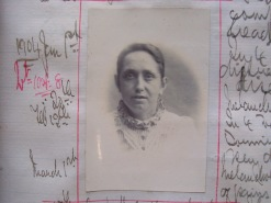 The elusive Ellen, discovered in the Stone Asylum casebook at the London Metropolitan Archives (City of London). This image appears with their permission.