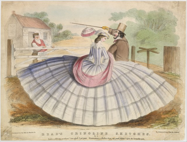 read's crinoline sketches