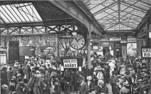waterloo station 1902