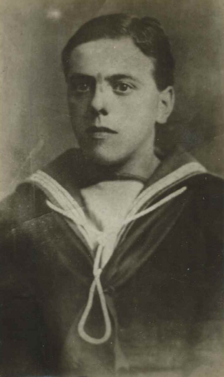 Chapter 9 - Joe Deverill circa 1915