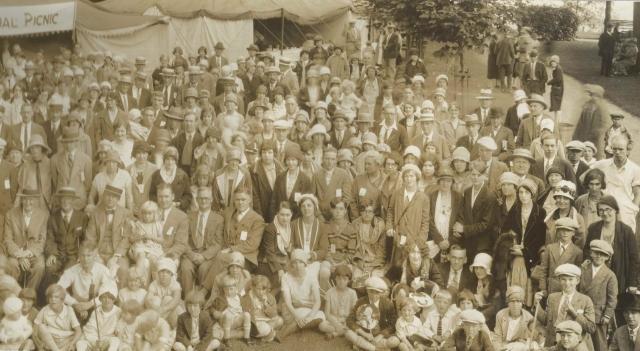 McCormick's picnic 2, circa 1929