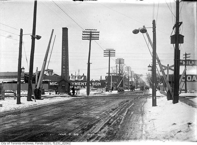 Bloor Perth 1914