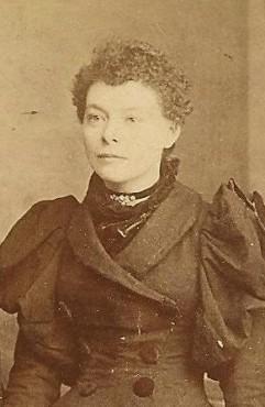 Jennie Evans Vanson